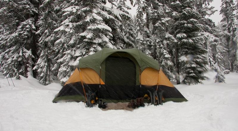 namiot górski